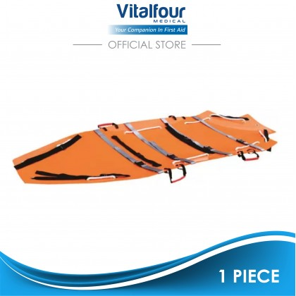 Multifunctional SKED Rolled Stretcher