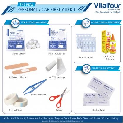First Aid Kit Premium